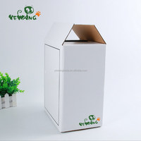 Latest Fashion hot sale promotion foldable paper box with magnetic catch