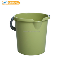 good quality plastic water bucket injection mould supplier