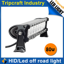 80W 6800LM led working lamp led work light bar car led tuning light