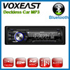 Multi-color display car stereo mp3 usb sd with AM/FM receiver and Bluetooth