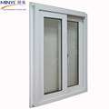 laminating finished interior PVC door with plastic steel