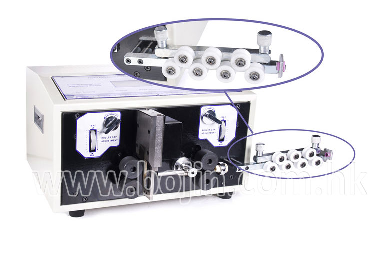 Automatic Wire Stripping Machine, Wire Cutting Machine, Wire Stripper Machine BJ-02F