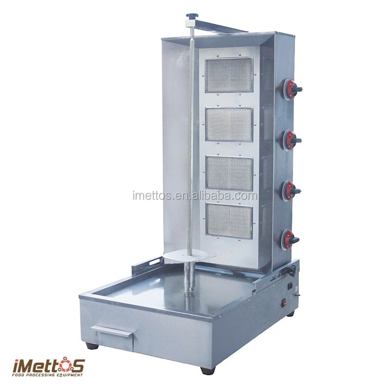 iMettos Gas doner kebab meat suppliers PG-4 PE-4