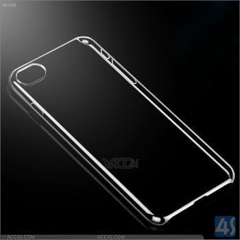 For apple iphone 7 plus hard plastic pc blank protective cover, 2016 New for iphone 7 case clear crystal