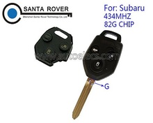 Factory Price For Subaru Forester XV 433Mhz 82G chip Remote Key