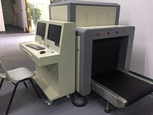 baggage scanner X-ray cargo scanner in airport with cheapest price