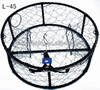 Commercial coated crab trap wire, fishing crab trap, crab trap net