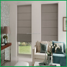 Heavy-duty roller zebra blinds, roman shade roller blind