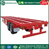 Tri Axle 40ft ISO Container Transport