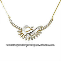 Indian jewellery diamond mangalsutra, gold mangalsutra diamond set, latest design mangalsutra jewellery