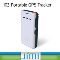 JIMI Mini GPS Personal Tracker,Quad Band Gsm Personal GPS Tracker Device , SOS, Listen In Function Ji03