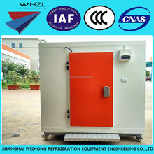 Good Quality Mobile Cold Storage Room / Deep Freezer Refrigerator Cold Room For Sale