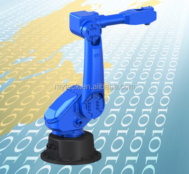 Professional Robotic Arm/hand Palletizer for 6kg in China