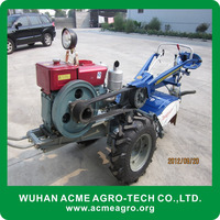Power Tiller, 2WD Hand Tractor, Walking Tractor with Rotary Cultivator (skype/wechat: sherlley88, whatsapp: 008618971112939)