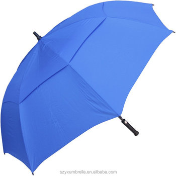 Promotional Best selling Funny Golf Umbrellas With Logo For Adversiting