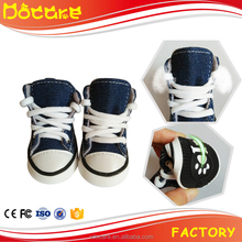 Pet Accessories Dogs sports leisure Canvas shoes Boots with shoelaces