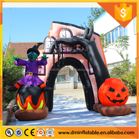 Attractive halloween inflatable ,airblown halloween for china