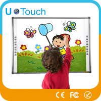 "Electronic school board 85"" cheap interactive whiteboard"