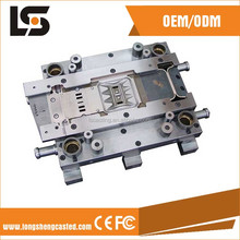 Aluminum Die casting mould plastic maker for mold polishing tools