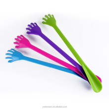 2 in 1 Colorful Back Scratcher & Long Plastic Shoe Horn