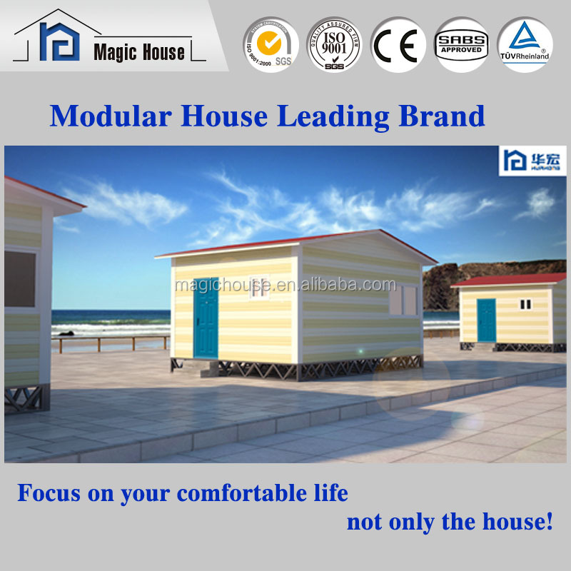 Modular Recycling Portable Movable House 3D house plan