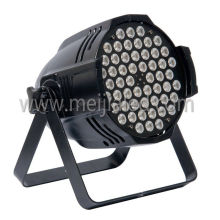 Pro china manufacture 54x3w 3w rgbw par 64 led par dj lights