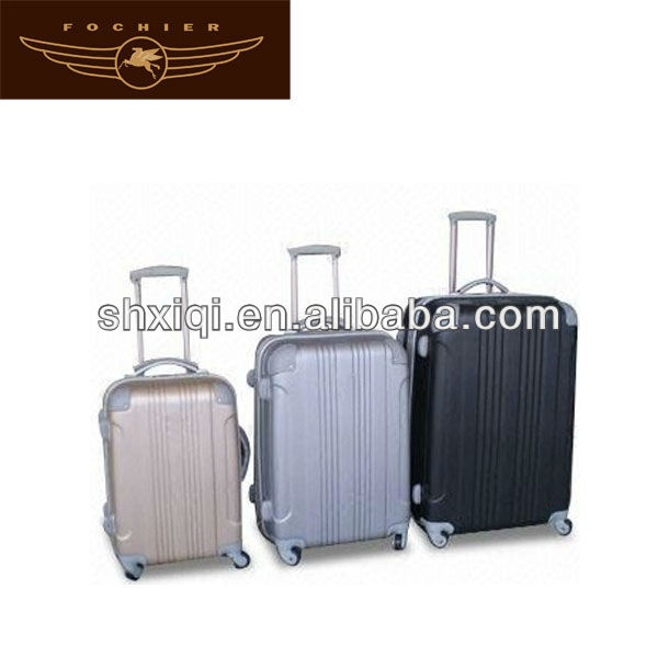 abs suitcase travel hard plastic cover luggage