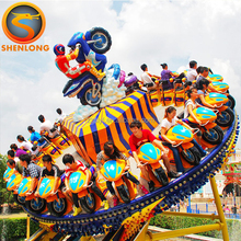 Factory Price Amusement Park Rides Flying UFO Disco Ride for sale