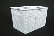 Made In China Superior Quality Leisure Recycled Newspaper Basket