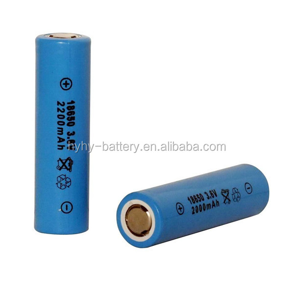 with PCB protected lc 18650 3.7v battery professional 5W 10W