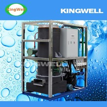 Kingwell Hot Selling 3 tons ice tube maker machine