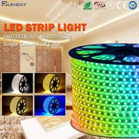 High lumen Hot Selling purple rgbw led strip,solar powered led strip lights