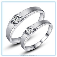 MECY LIFE hot selling new design kiss of angel stainless steel ring