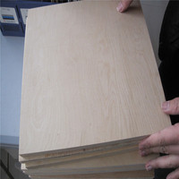 Trade Assurance birch prefinished plywood with good quality(PLYWOOD MANUFACTURER)