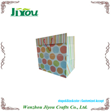 wholesale paper carrying bag for shopping