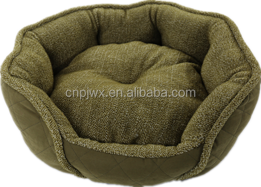 new product soft dog bed, luxury pet bed