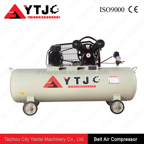 best seller belt driven cheap air compressor for sale