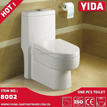 toilet wc supplier in Riyadh , Saudi Arabia standard wash down toilet
