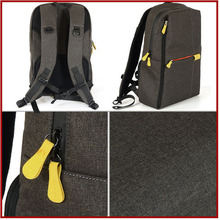 High Quality Canvas 2015 fashion DSLR neoprene lens bag