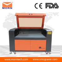 price 80W high speed Co2 laser cutting/engraving machine for sale