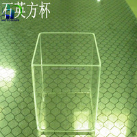 Quartz glass chemical industry, electronics, metallurgy, building materials, and defense industries