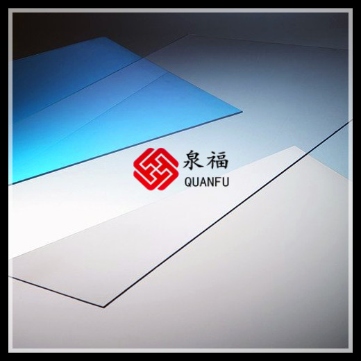 ISO9001 quality insurance polycarbonate sheet for buy a riot shield