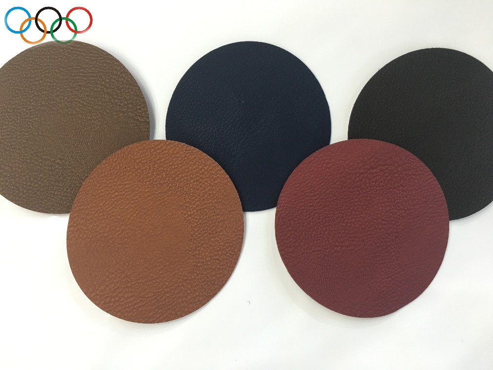 Hot sell China supplier Synthetic leather shoe material the cheapes price wholesale imitation leather for man shoes