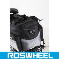 Outdoor Sport 15L Bicycle Bag, Bike Rear Seat Pannier for Better Cycling motorcycle 14236 bike rear rack bag