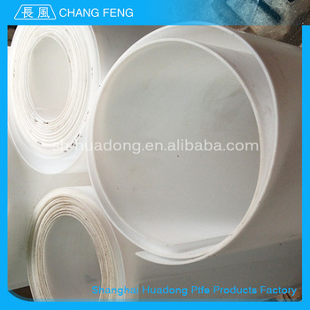 Low Price Guaranteed Quality 100 material ptfe sheet