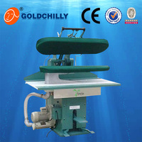 2014 hot sale iron machine press for clothes laundry