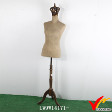 crown head female wholesale display antique decorative mannequins