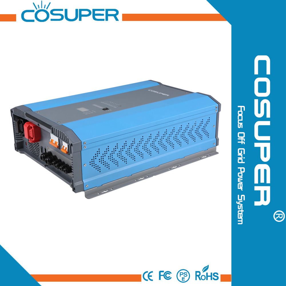 48vdc 230vac 10000w Dc Ac Pure Sine Wave Power Inverter Circuit Wavedc Sign Wavesine Diagrampwm Inverterpure Diagram Cps Series Mppt Solar Charge Controller 48v 230v 10kw Off Grid