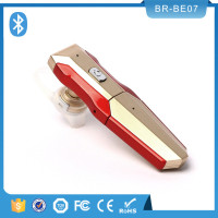 Removable battery long time play unique design lightweight mini wireless bluetooth headset wholesale