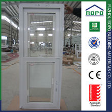 Upvc Wholesale Customized Sliding blind inside double glass window